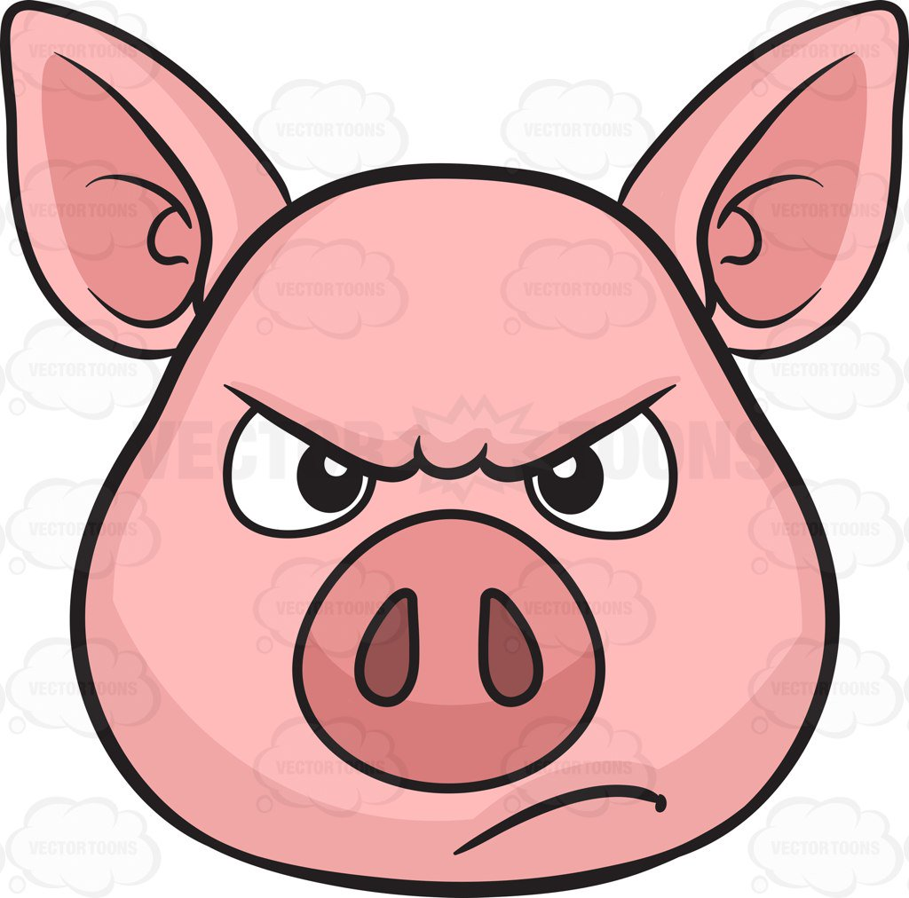 Pig Face Clipart at GetDrawings.com.