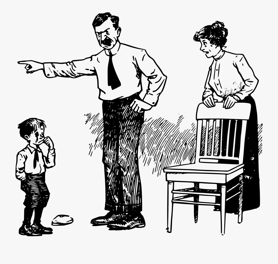 Clip Art Angry Parent Clipart.