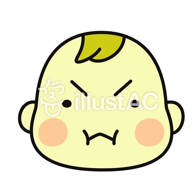 Angry baby 1.