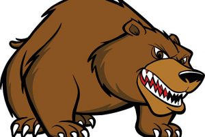 Angry bear clipart 6 » Clipart Station.