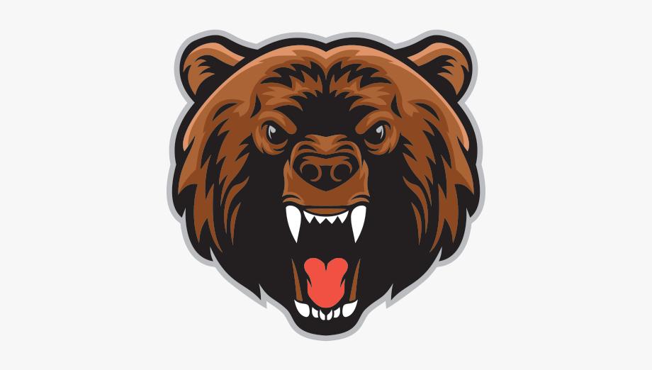 Angry Bear Png.