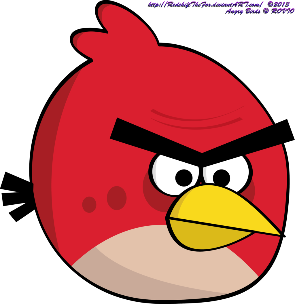 Angry birds clip art images.