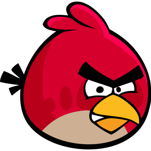 Angry Bird Clipart.