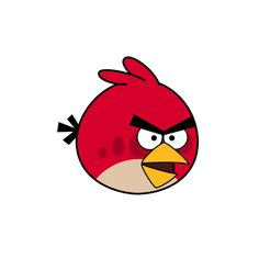 angry bird characters clip art.