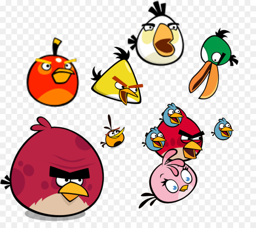 Angry Birds Star Warstransparent png image & clipart free download.