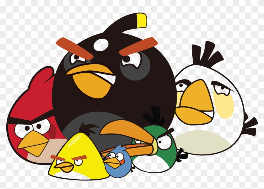 Angry Birds Cliparts Free Download Clip Art.