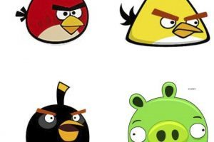 Angry birds birthday clipart 4 » Clipart Portal.