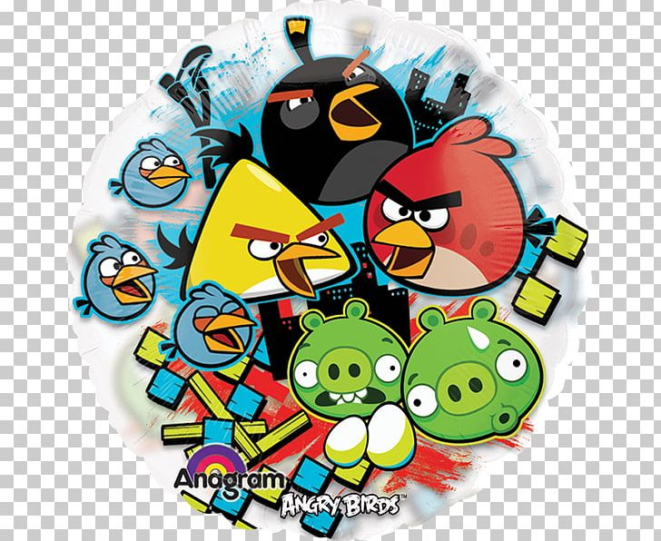 Toy Balloon Party Bird Birthday PNG, Clipart, Angry Birds Go.