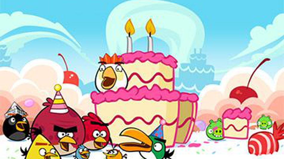 Angry Birds Celebrates 2nd