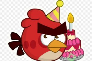 Angry birds birthday clipart 2 » Clipart Portal.