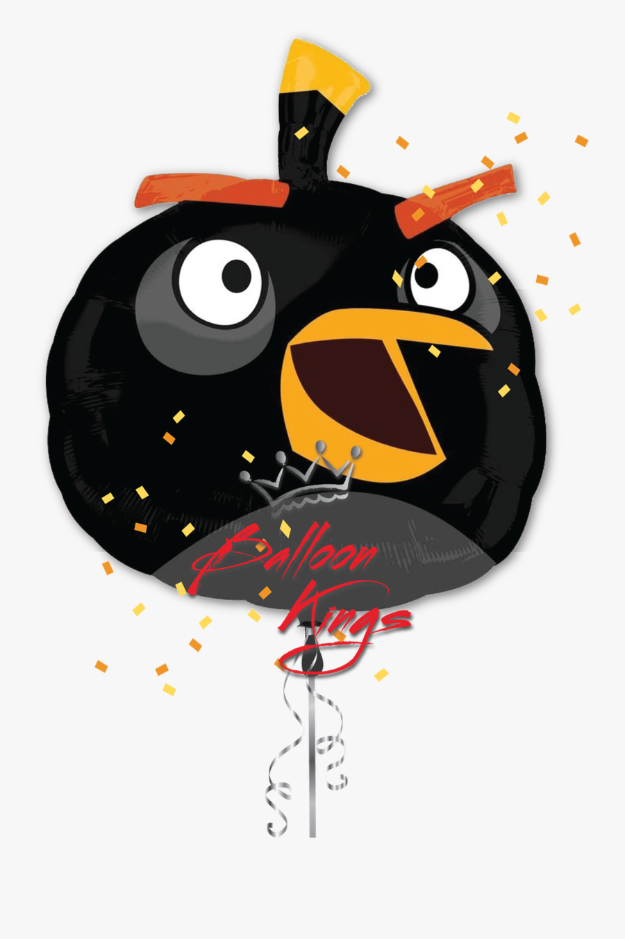 Transparent Angry Bird Png.