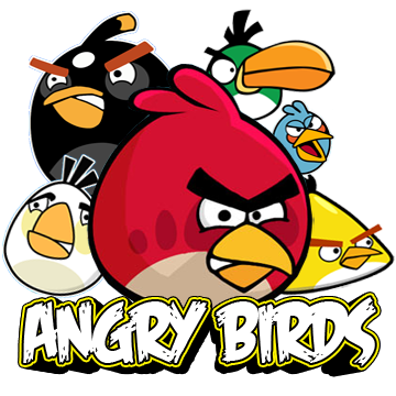 Angry Birds Clipart Logo Pic #46192.