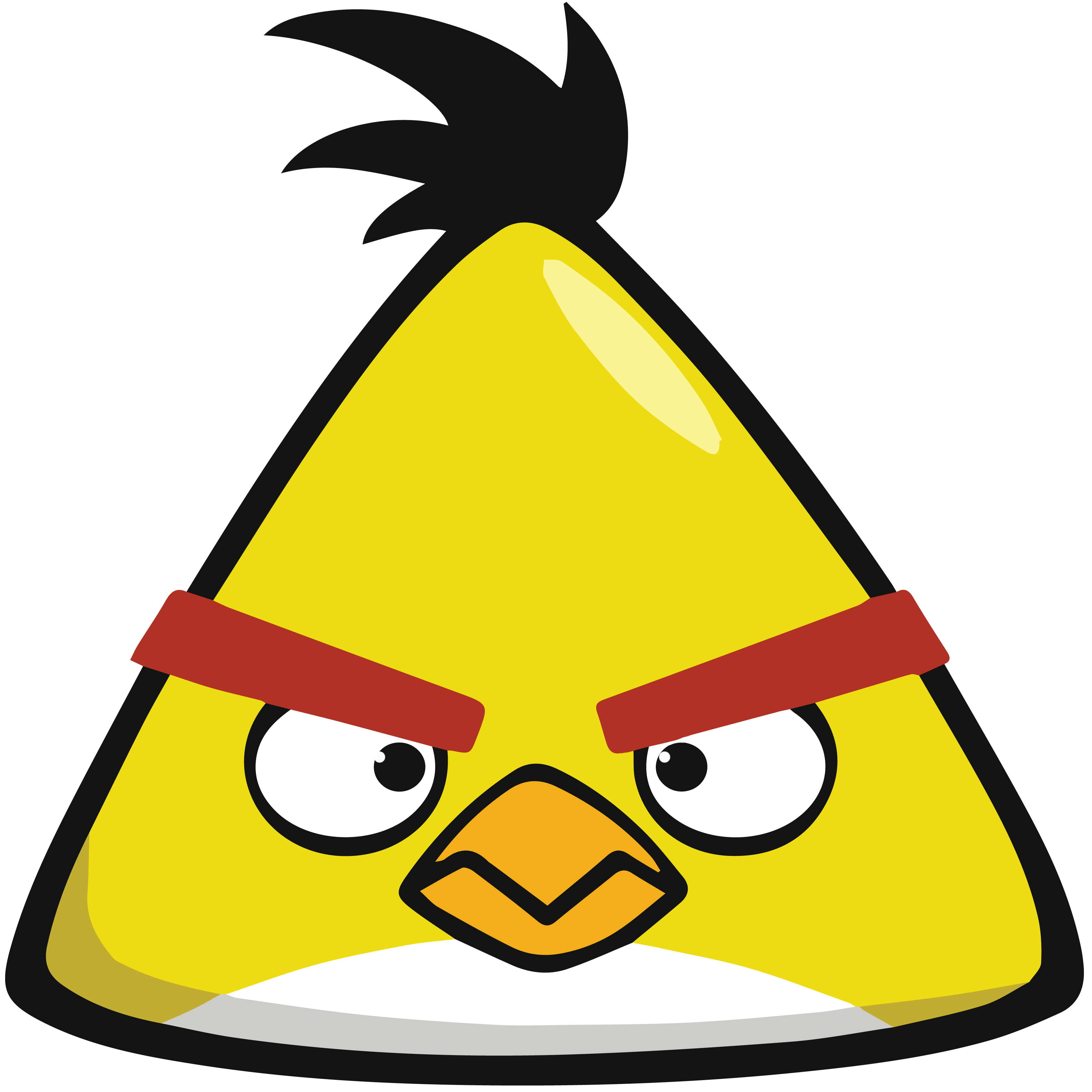 Angry Birds Clipart Png Collection #46184.