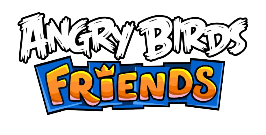 Angry Birds Logo PNG Image.