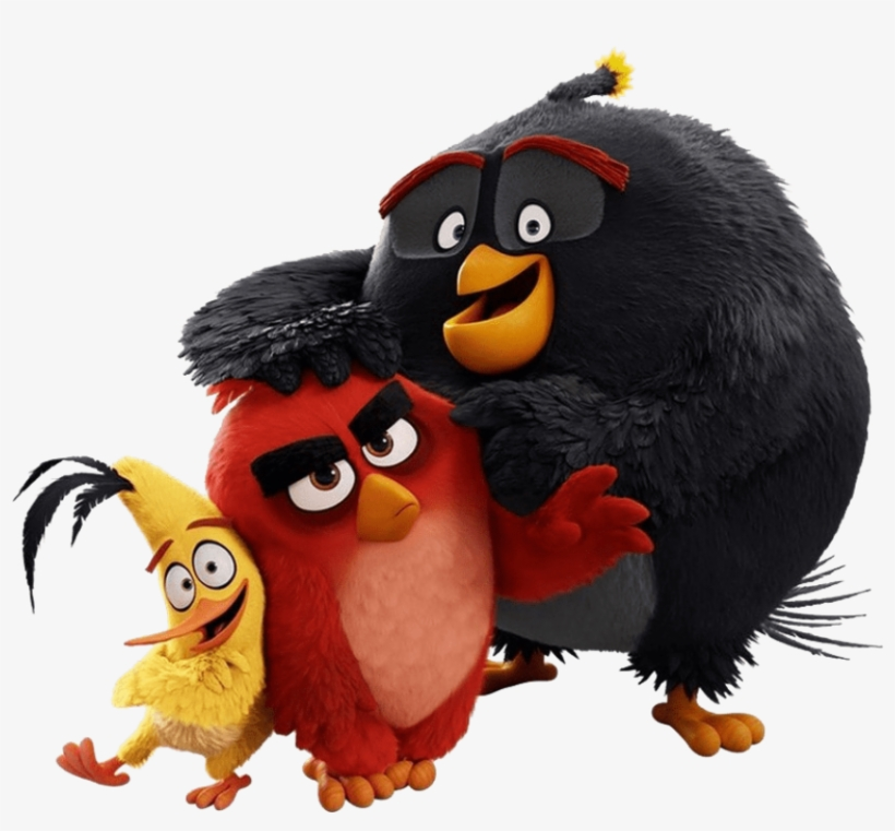 The Angry Birds Movie Images The Trio Hd Wallpaper.