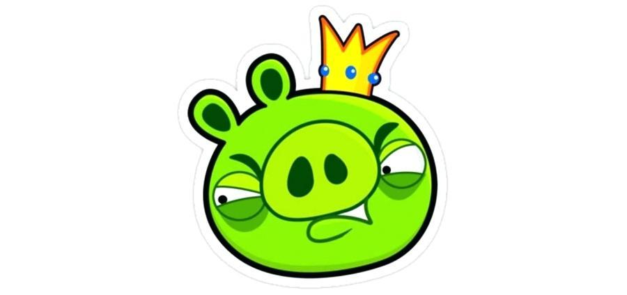 Angry bird pig clipart 3 » Clipart Portal.