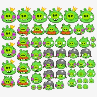 Angry Birds Pigs Zombies #2249173.