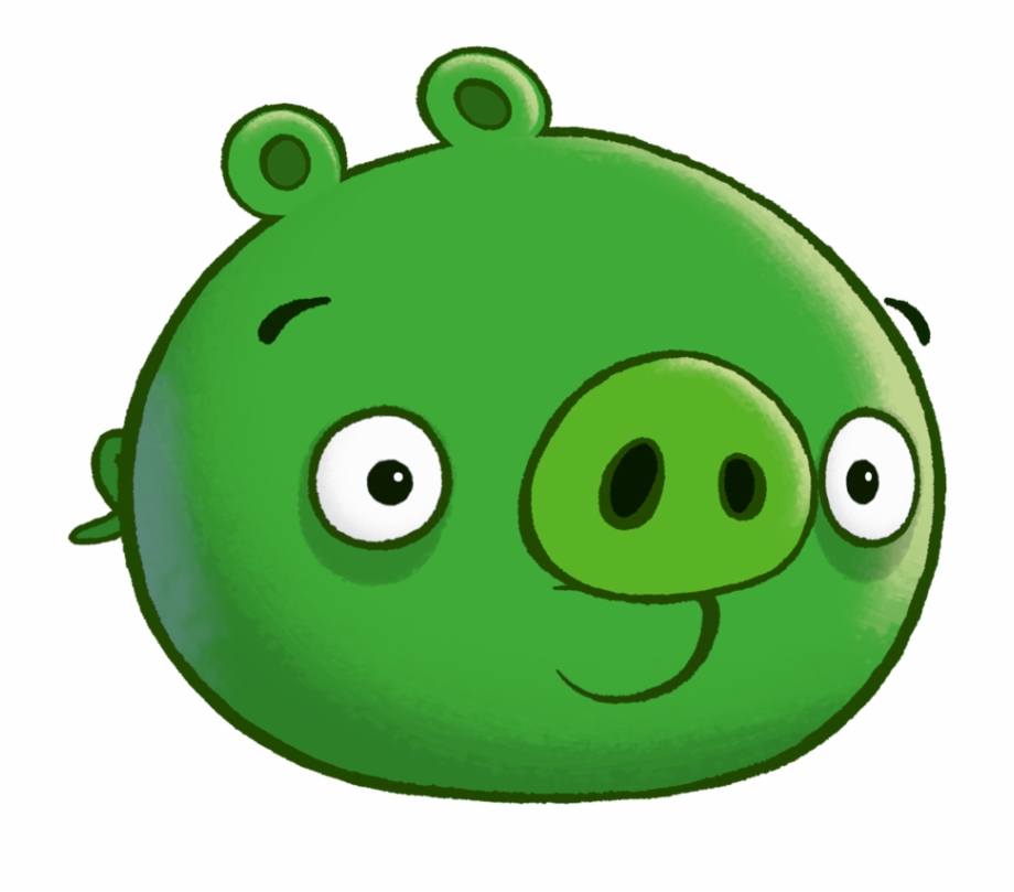 Clipart Pig Angry Bird.