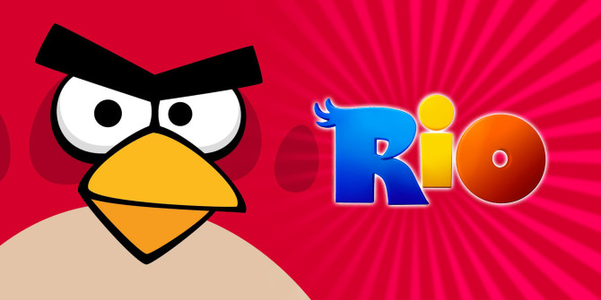 Angry Birds Rio: Still Up There With Rovio\'s Best.