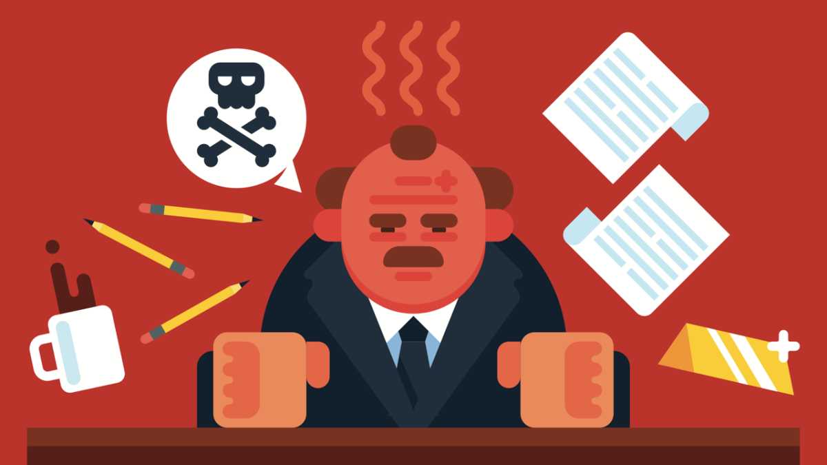 A Four Step Plan for Dealing With an Angry Coworker.