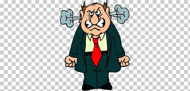 Anger Person , angry s PNG clipart.