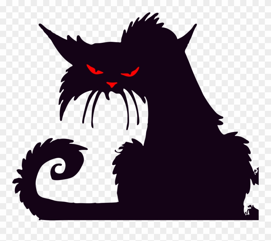 Sketchcat Clip Art Of Grumpy.