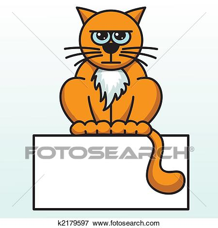 Angry cat clipart 5 » Clipart Station.