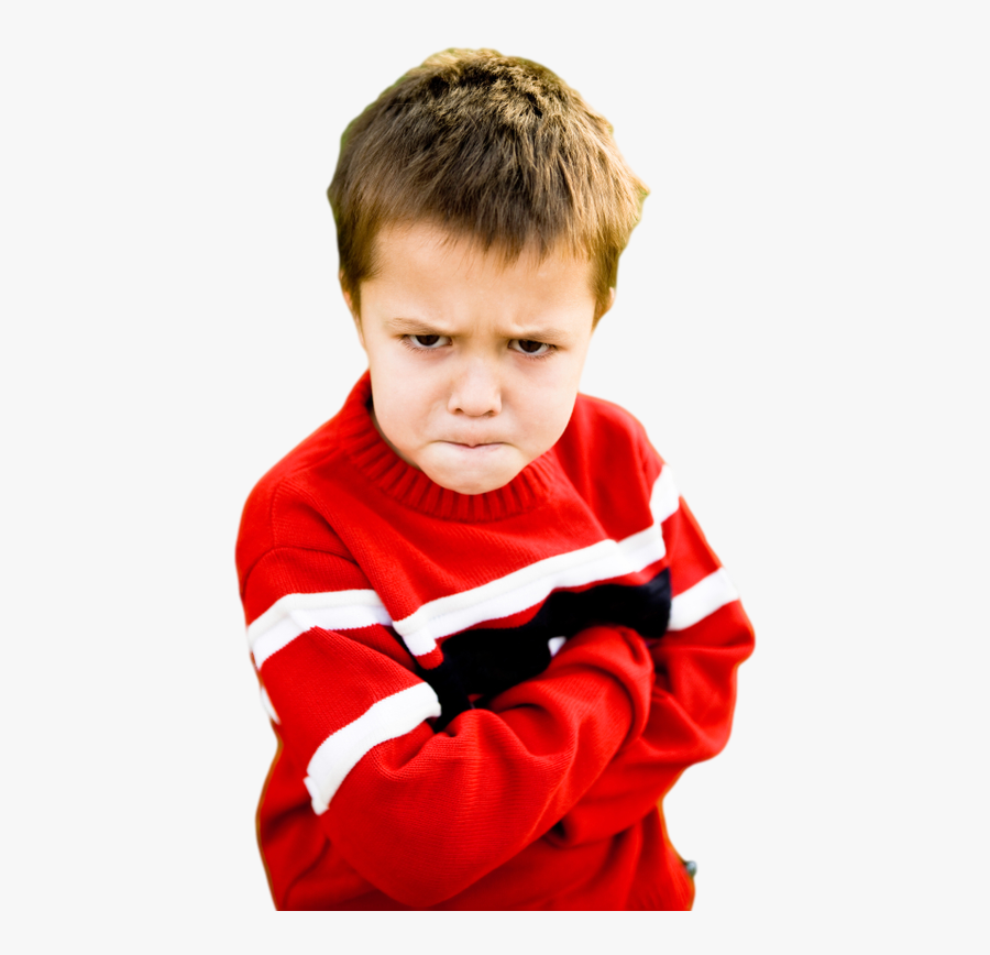 Angry Child Png.