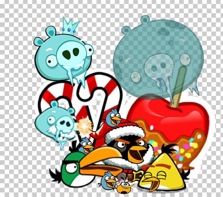 Angry Birds Seasons Christmas Angry Birds Go! PNG, Clipart.