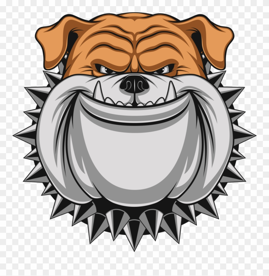 Bulldog Stock Illustration Angry Dog Transprent Png.
