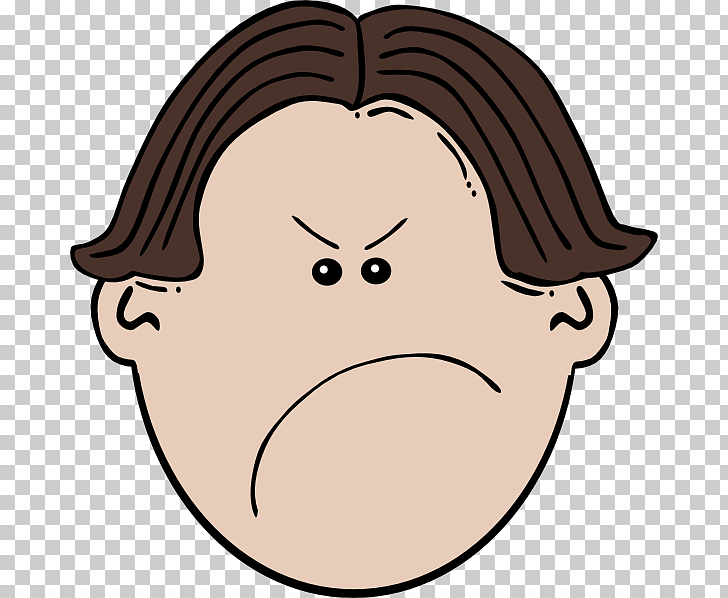 Face Smiley , Angry s PNG clipart.