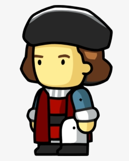 Free Colonist Clip Art with No Background.