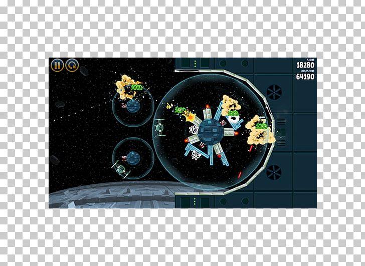 Angry Birds Star Wars II Luke Skywalker Star Wars Computer.
