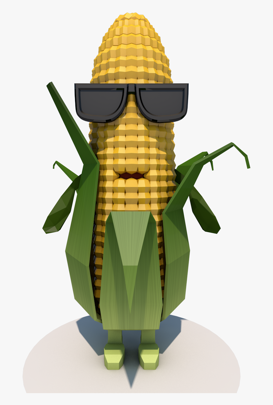Angry Clipart Corn.