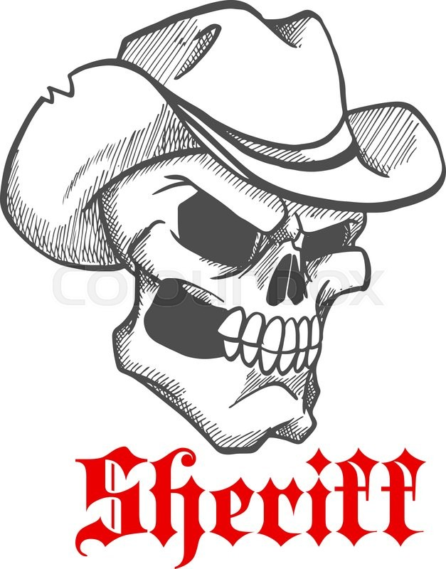 Simple Cowboy Hat Drawing at GetDrawings.com.