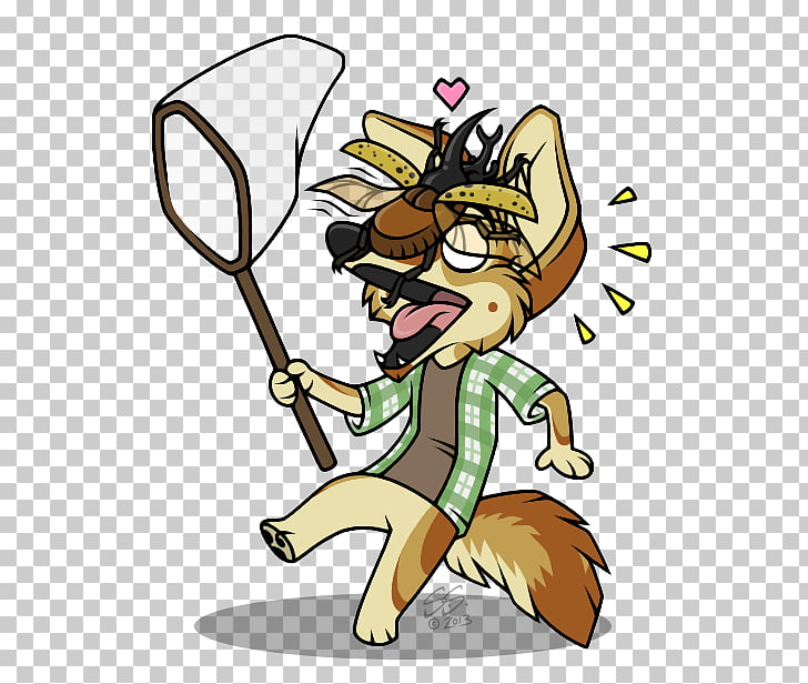 Coyote , yodel PNG clipart.