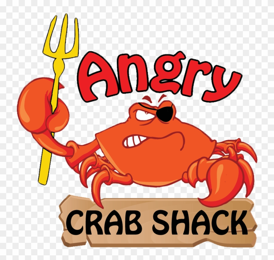 Angry Crab & Bbq Gettin' It Done.