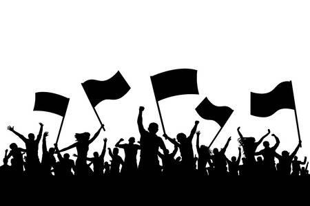 145 Angry Mob Stock Vector Illustration And Royalty Free Angry Mob.