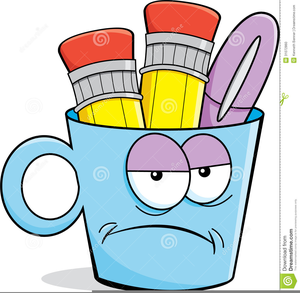 Angry Dad Clipart.