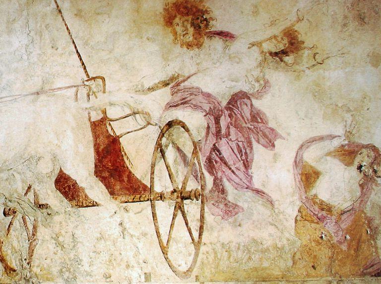 Myths Involving the Greek God Hades.