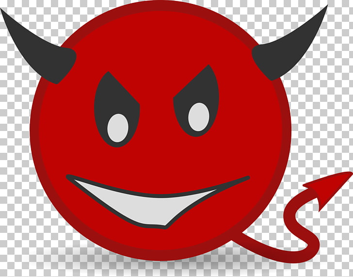 Devil Demon , Face PNG clipart.