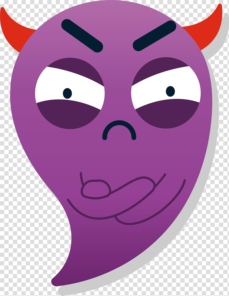 Ghost Devil Demon, The angry demon transparent background.