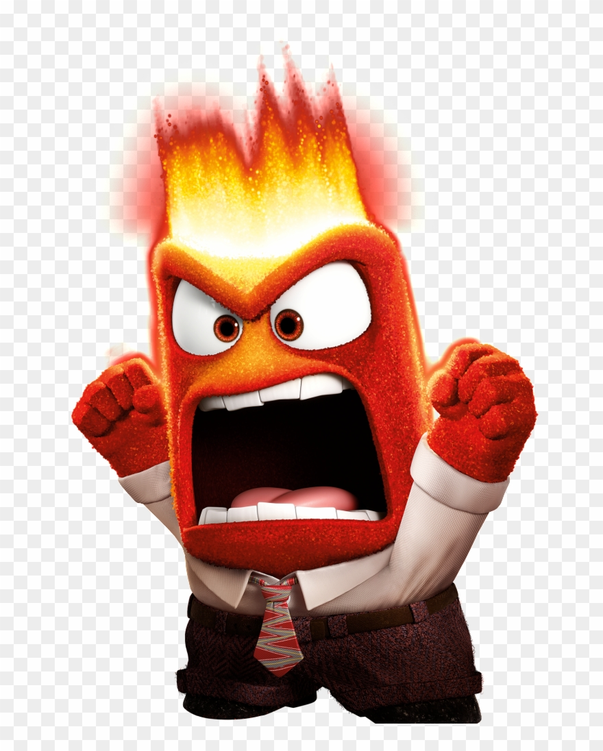 Anger Disney Wiki Cartoon And Pixar Inside.