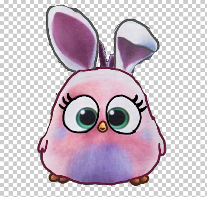 Rabbit Angry Birds Hatchlings Easter Bunny Cartoon PNG.