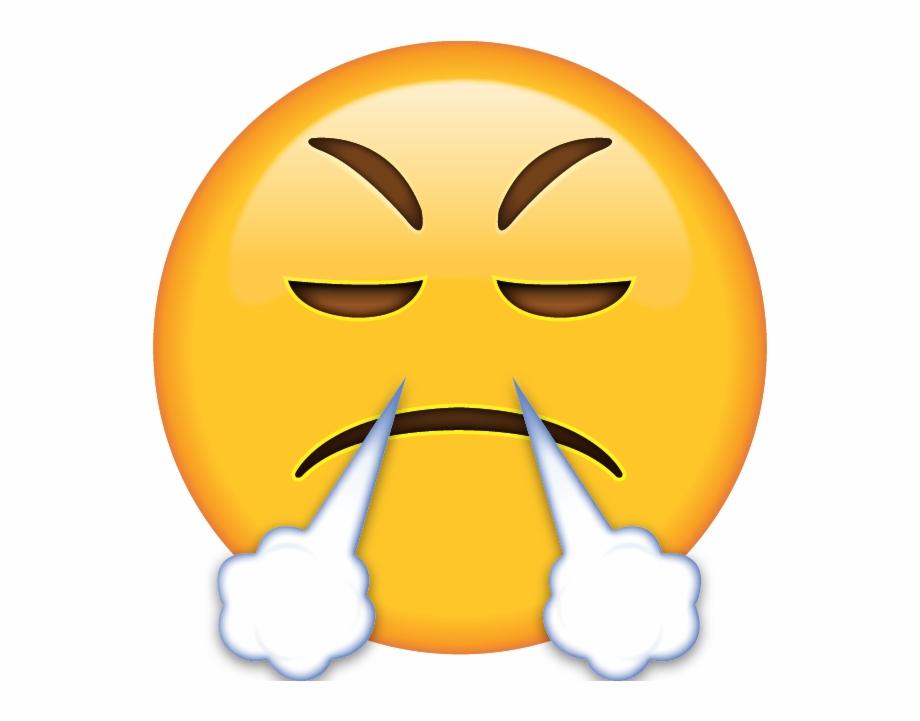 Angry Emoji Png.