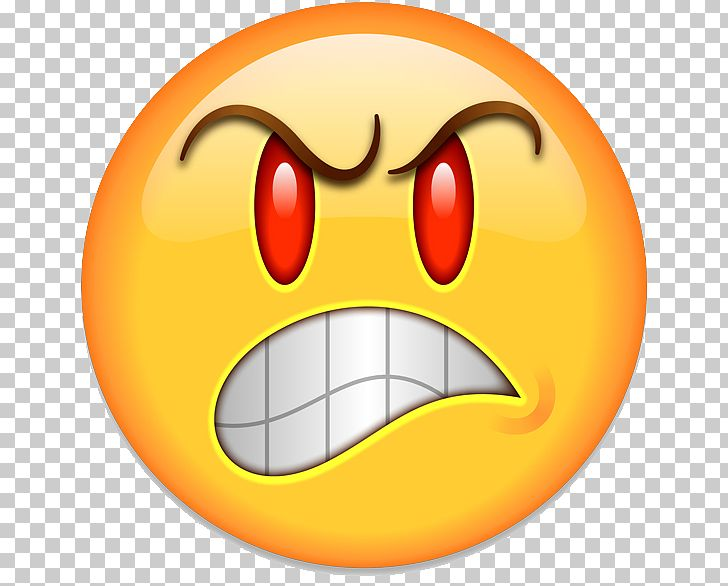 Emoji Anger Smiley Emoticon PNG, Clipart, Anger, Angry, Angry Emoji.