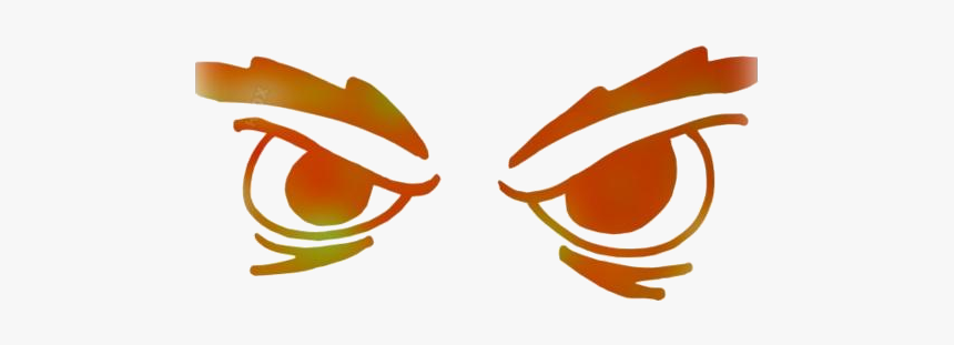 Angry Eyebrow Png Clipart Download.