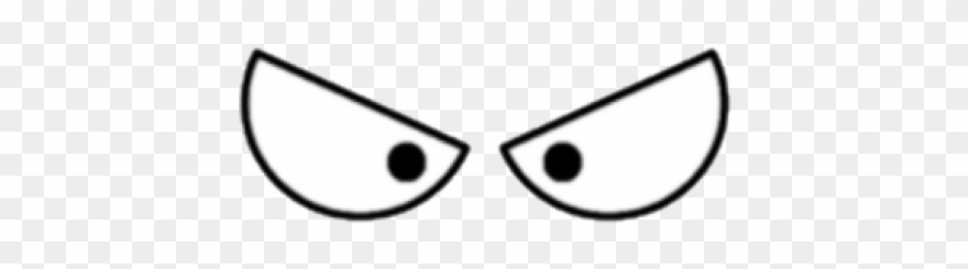 Angry Eyes Png Transparent Background.