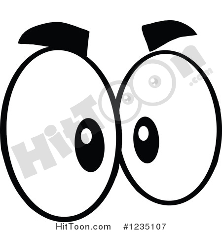 Angry Eyes Clipart.