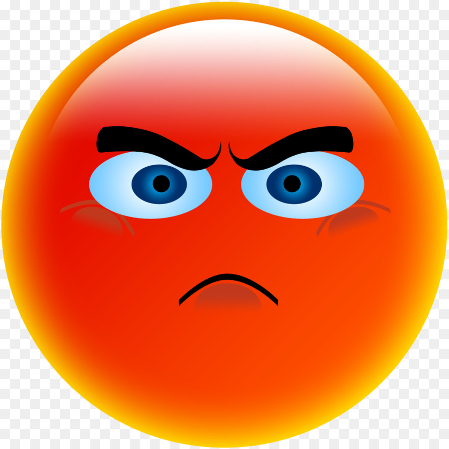 Mean Face Clipart Emoticon Angry Smiley.